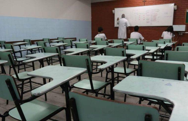 Governo do Estado se reúne com representantes do setor da educação nesta terça-feira para definir retorno das aulas presenciais