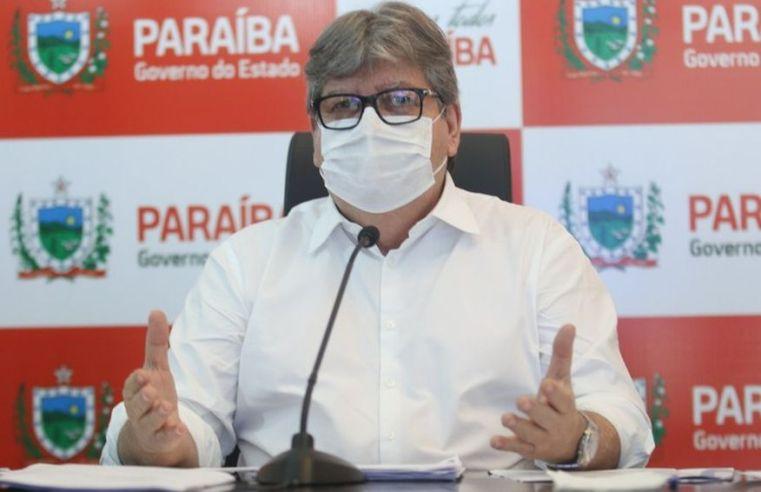 João Azevêdo diz que Senado tem autonomia para investigar, em CPI, o combate à pandemia no Brasil