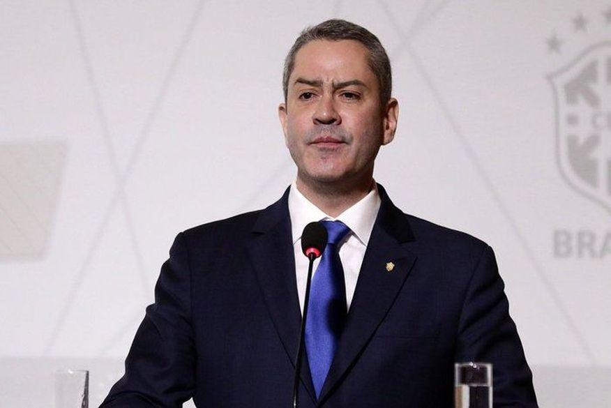 Rogério Caboclo é acusado de assédio moral por diretor da CBF