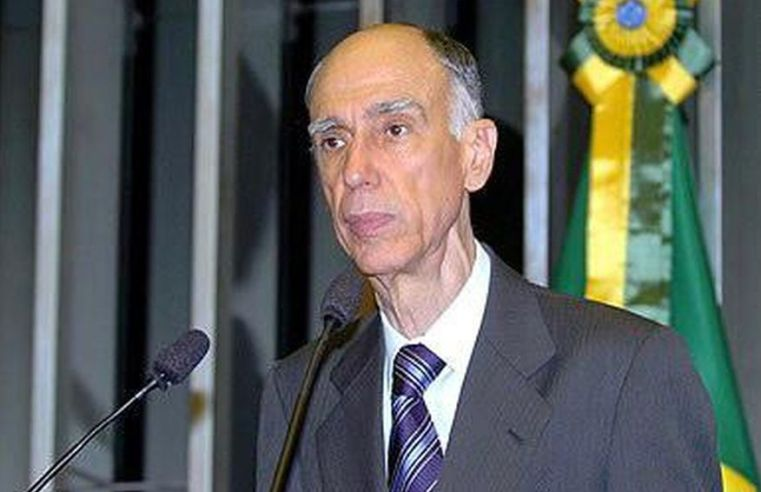 Aos 80 anos, morre em Brasília, o ex-vice-presidente do Brasil, Marco Maciel
