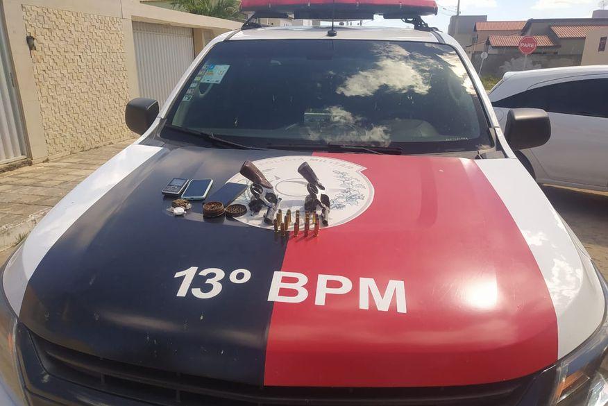 Polícia Militar apreende 660 papelotes de maconha no Litoral Sul da Paraíba