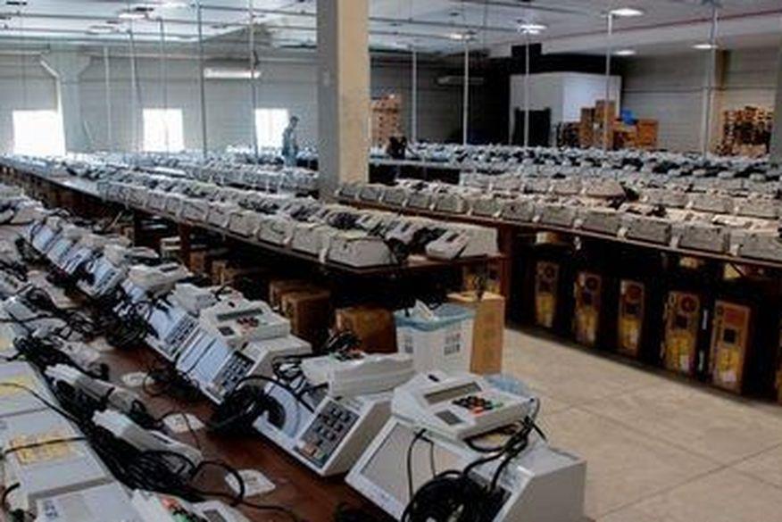 Impressão de voto da urna eletrônica no Brasil foi reprovada em 2002