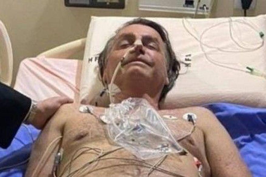 Bolsonaro segue internado em São Paulo e sem previsão de alta