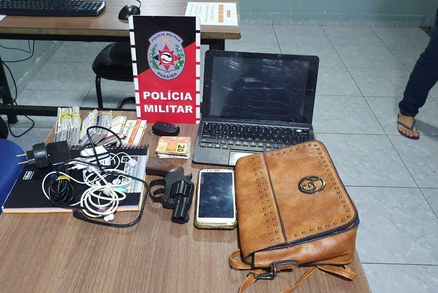 Polícia Militar prende suspeitos de assalto e duplo homicídio em Campina Grande