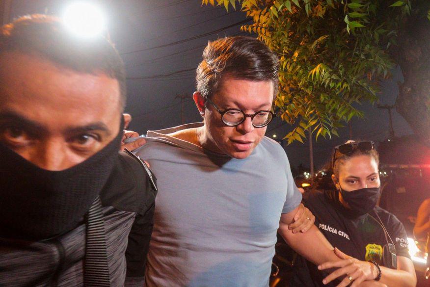Justiça do Ceará nega habeas corpus e paraibano DJ Ivis é mantido preso