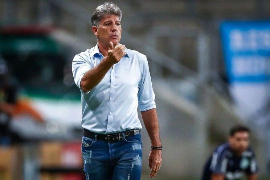 Flamengo anuncia Renato Gaúcho após demitir Ceni de madrugada