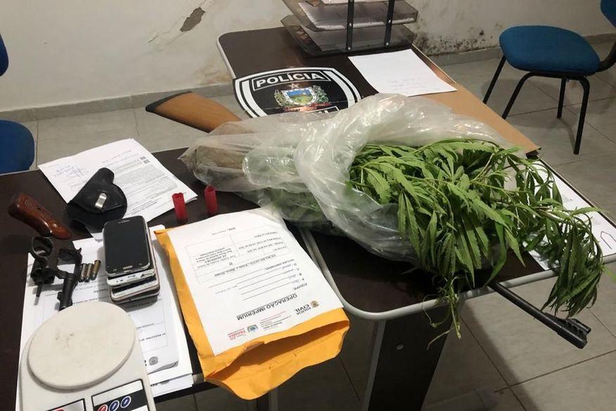 Operação desarticula associação criminosa e cumpre 10 mandados de prisão e busca e apreensão no Vale do Piancó