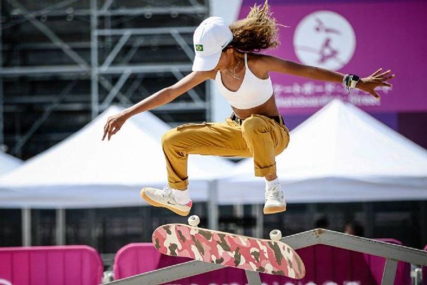 Conquistas de medalhas olímpicas por brasileiros aquecem mercado do skate