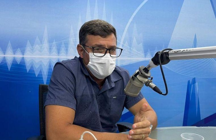?Vitor Hugo aceita convite para assumir vice-presidência do novo partido, resultado da fusão entre DEM e PSL, na Paraíba