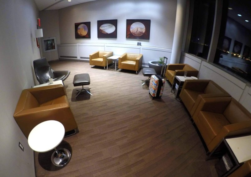 Maple Leaf Lounge Toronto Transborder