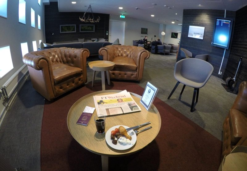 Aurora Executive Lounge aeropuerto de Estocolmo ARN