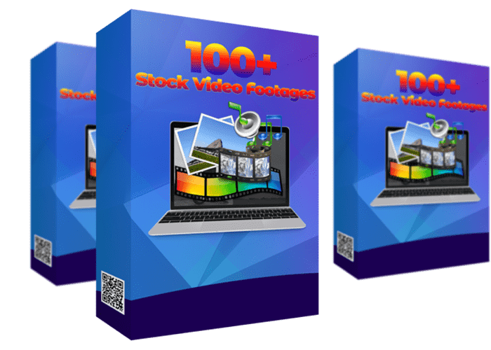 100 Stock Video Footages
