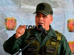 Padrino López: nuestro líder y Comandante en Jefe es el presidente Maduro