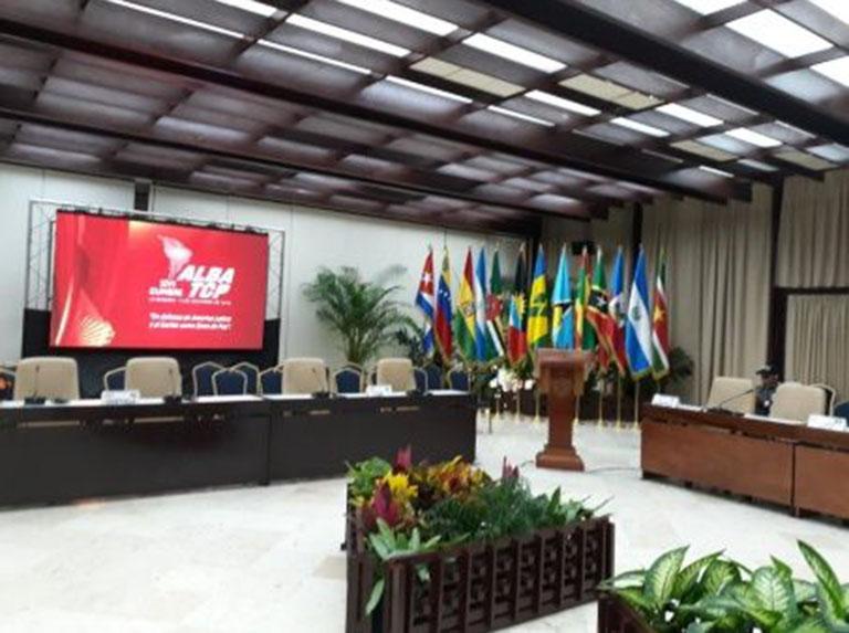 Maduro participará en la conferencia post pandemia en el ALBA-TCP