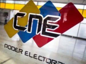 Presentación de autorizados ante el CNE culmina el 21 de julio