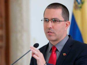 Canciller rechaza intromisión de Uruguay en designación del CNE