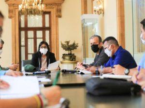 Comisión presidencial abordó el tema del Esequibo este viernes