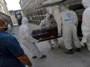 Aumentan casos y muertes de jóvenes por covid-19 en Brasil