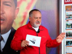 Cabello: Invasión a Venezuela para Trump era una cosa chévere