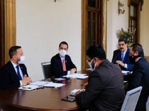 Maduro llama a crear una nueva economía mundial postpandemia