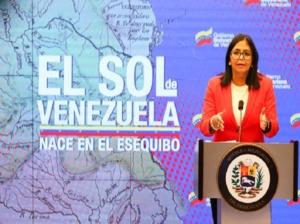 Venezuela desconoce acción ilegal de Guyana ante la CIJ