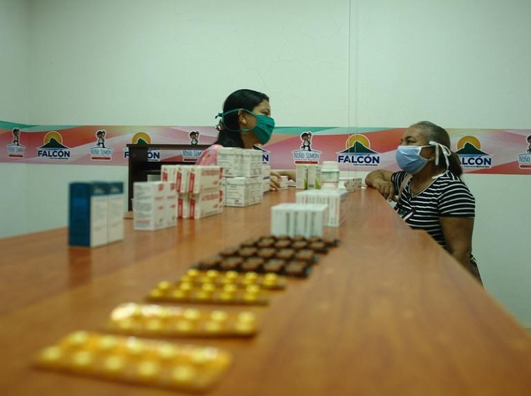 Entregan medicinas al pueblo de la Gran Caracas
