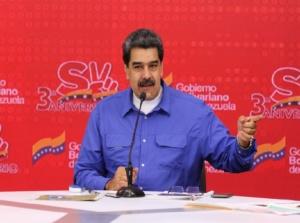 Maduro: Tenemos más de 280 mil jefes de calle desplegados en el país