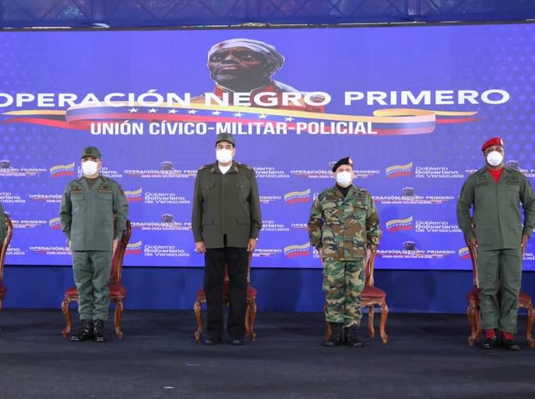 57 mercenarios de Operación Gedeón se encuentran detenidos