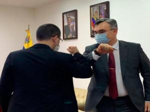 Venezuela agradece a Rusia solidaridad ante injerencia de EEUU