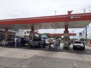 JPSUV acompaña la distribución de gasolina en la Región Capital