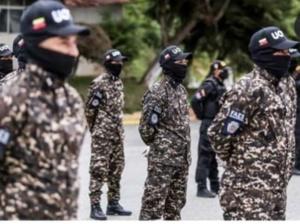 Ascendidos 252 funcionarios del FAES que participaron en Operación Negro Primero