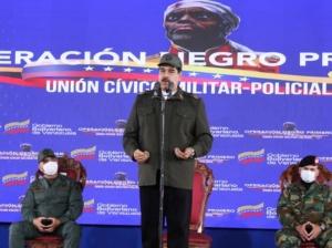 Maduro: Los problemas de los venezolanos los resolvemos sin injerencia