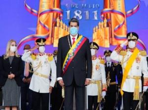 Maduro: EEUU recrudeció su agresión contra Venezuela en plena pandemia