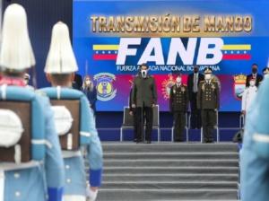 Presidente Maduro realizó nuevos nombramientos en la FANB