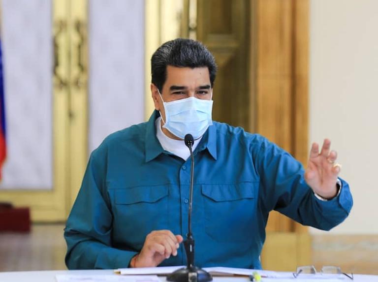 Maduro calificó de injustas las críticas de la alta curia hacia Numa Molina