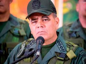 Padrino López advierte a EEUU que recibirá respuesta contundente