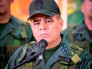 Padrino affirms that the Fanb maintains operational capacity throughout the country