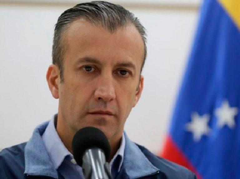 El Aissami denuncia ataque terrorista a gasoducto de PDVSA en Monagas