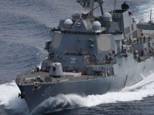 Comando Sur navega cerca de las costas venezolanas