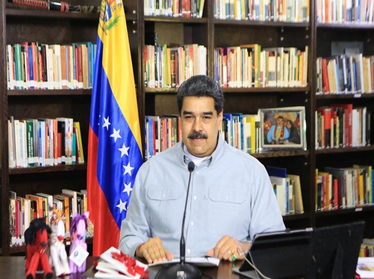 Venezuela denuncia financiamiento a mafias de Guaidó por parte de EEUU