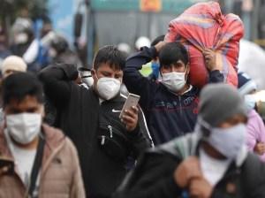 Perú se confina en feriado de Semana Santa para contener al covid-19