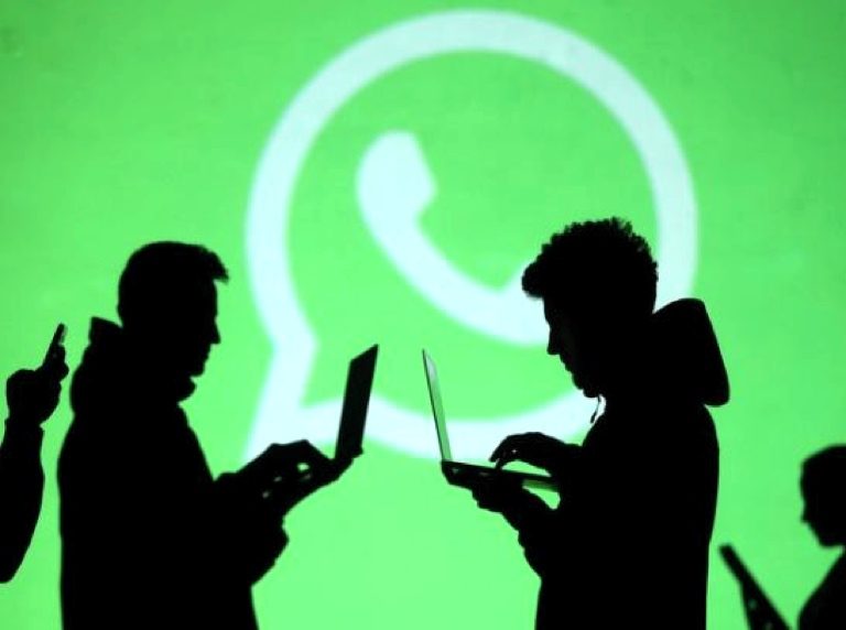 Theft modalities through WhatsApp are growing