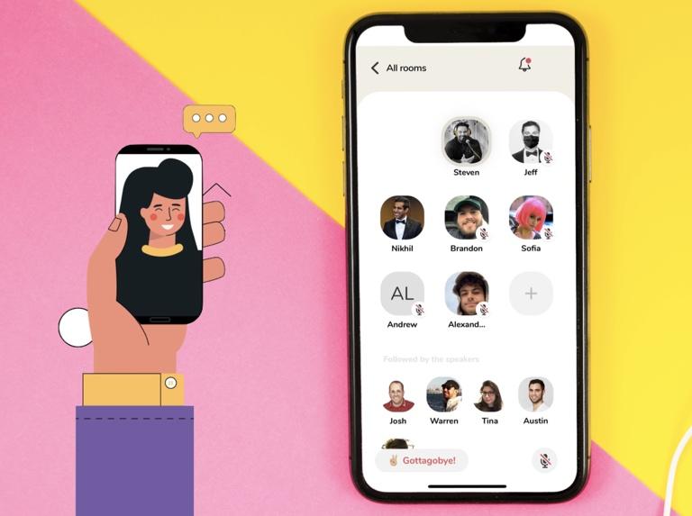 Las tertulias se imponen en tiempo real a través de nuevas app