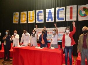 Juramentan en Sucre a los promotores del Congreso Bicentenario