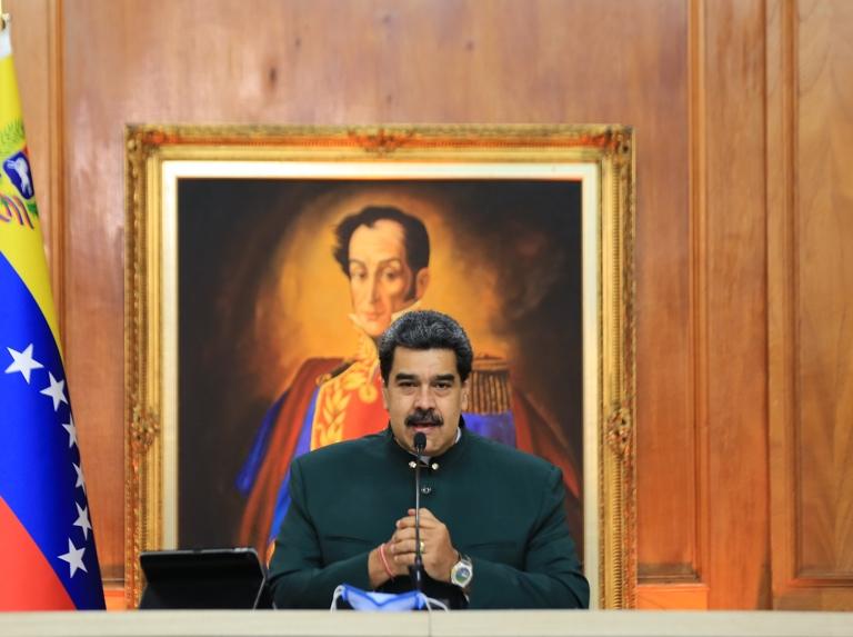 Presidente Maduro celebró resolución aprobada por la ONU contra las sanciones