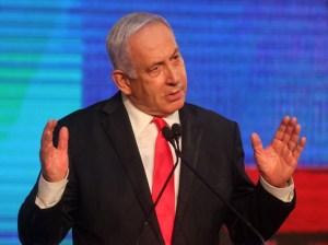 """Netanyahu apuesta por un """"milagro"""" para formar gobierno"""