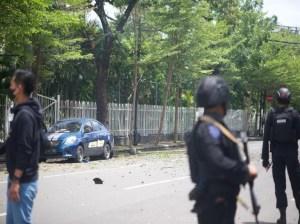 Ataque suicida a iglesia de Indonesia deja al menos 20 heridos
