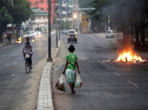 """La ONU llama a impedir un """"baño de sangre"""" en Birmania"""