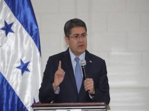 """Declarado culpable el """"narco"""" socio de presidente de Honduras"""