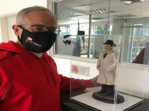 Alcalde de Miranda Luis Figueroa dio positivo para coronavirus